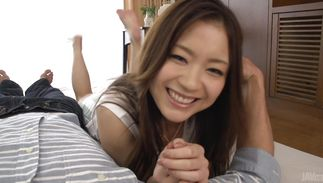 Prurient gf Mayuka Akimoto looks astonishing and highly wild and hot
