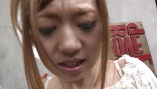 Admirable mature girl Mami Masaki whimpers while being plowed for all she's worth