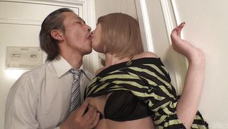 This charming mature Rui Hayakawa loves to submit to her perverted male