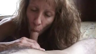 Remarkable older Sonya can't live without to have sex with playmate