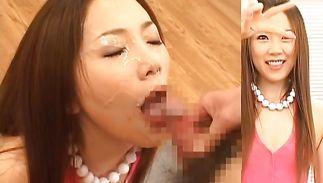 Salacious cougar Asami Ogawa needs a valuable fuck as soon as possible