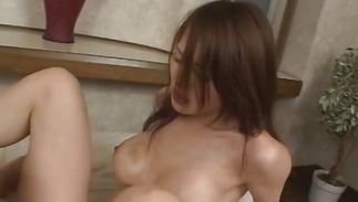 Vigorous bosomed chick Yuki Touma looks extremely sexy and incredible and hot