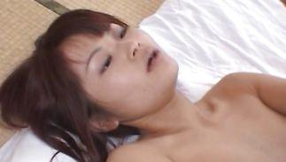 Savory bosomed cutie Juri Matsuzaka has a drink with her lover previous to being devastated