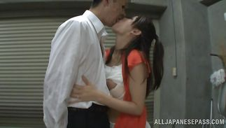 Wanton mature woman bangs with her paramour boyfrend