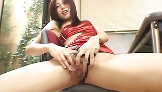 Prodigious older perfection Noa has wonderfull tits and lewd snatch