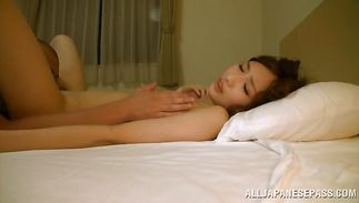 Playful mommy Kana Narimiya is ready to do anything kinky