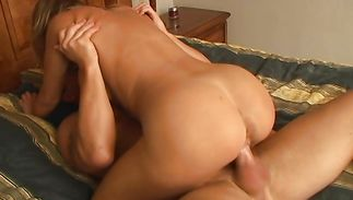 Mesmerizing older latin sweetie gets her juice love tunnel slammed hard and fast